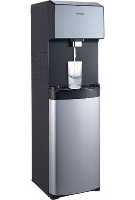 Siemens DW15703 Gizli Damacanalı Gri Su Sebili
