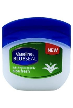 Vaseline Blueseal Aloe Fresh Vazelin 50 ml