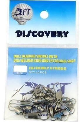 Discovery Fırdondu Bb Snap 1 H + 1 Kl Black No:00 1 / 10