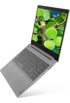 """Lenovo IdeaPad 3 AMD Ryzen 5 3500U 12GB 512GB SSD Freedos 15.6"""" FHD Taşınabilir Bilgisayar 81W1005TTXZ5"""