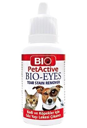 Pet Active Bio Eyes Kedi ve Köpek Göz Yaşı Leke Çıkarıcı 50 ml