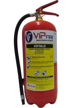 Vipfire 12 kg Köpüklü Yangın Söndürme Cihazı