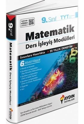 Aydın Yayınları 9. Sınıf Matematik Ders Işleyiş Modülleri