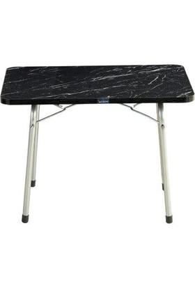 Byeren Piknik Sehpası 45 x 60 Siyah