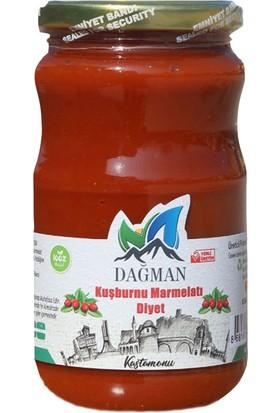 Dağman Kuşburnu Marmelatı 420 gr