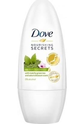 Dove Roll-On Nourıshıng Secrets Dogma Matcha 50ML -6'lı Paket