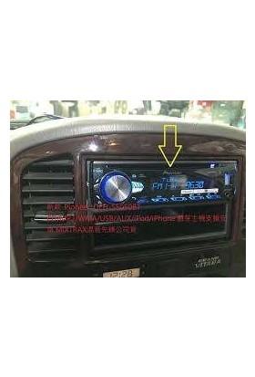 Pioneer DEH-S5250BT Çift Amfi BT/USB/AUX/CD Oto Teyp