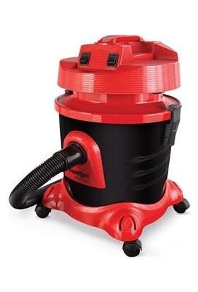 Fantom Eco Wd 2750-S Islak Kuru Elektrikli Süpürge Kırmızı-Siyah