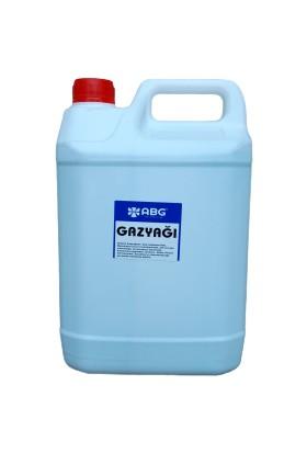 Abg Gaz Yağı Sert Plastik Bidon 5 lt