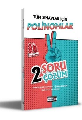 Benim Hocam 2021 Tüm Sınavlar İçin Polinomlar 2 Soru 2 Çözüm Fasikülü
