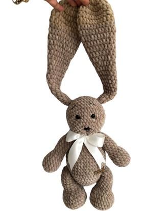 Amigurumi Toys 90 Uzun Kulaklı Sevimli Tavşancık