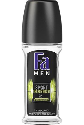 Fa Men Sport Energy Boost Roll-On 50 ml Erkek