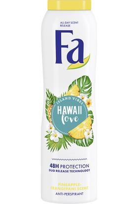 Fa Island Vibes Hawaii Love Sprey Deodorant 150 ml Kadın