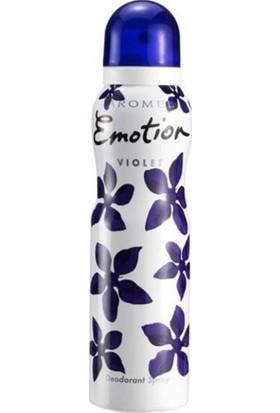 Emotion Erb Emotion Bayan Deodorant Violet 150 ml