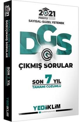 Yediiklim Yayınları 2021 Prestij Serisi DGS Tamamı Çözümlü Son 7 Yıl Çıkmış Sorular