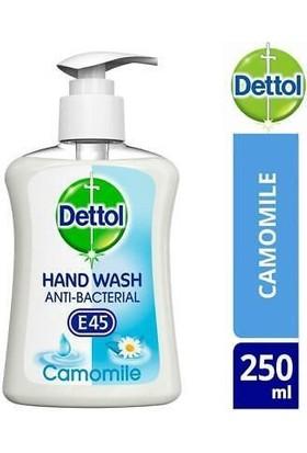 Dettol Camomile E45 Antibakteriyel Sıvı Sabun 250ml