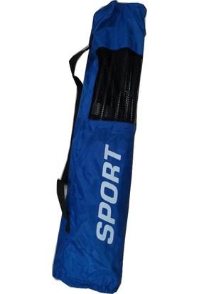 Badminton File Seti 3 Metre Pratik Kurulum Taşıma Çantalı