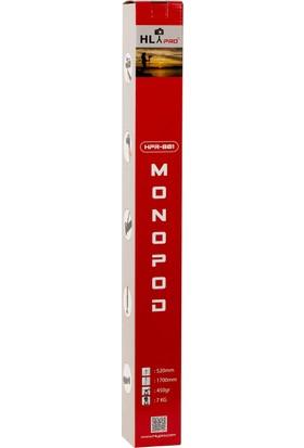 Hlypro HPR-801 Profesyonel Monopod