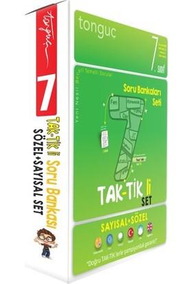 Tonguç Akademi 7. Sınıf Taktikli Set