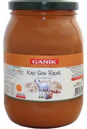 Ganik Reçel Keçi Sütü Ganik 1700 gr