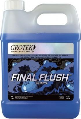 Grotek Final Flush Yaban Mersini Gübre Temizleyici - 1 lt