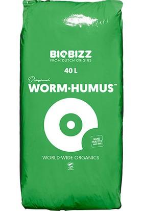 Biobizz Worm Humus Solucan Gübresi - 40 lt
