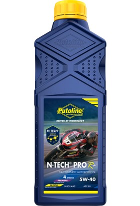 Putoline N-Tech® Pro R+ 5W-40 Motor Yağı 1 lt