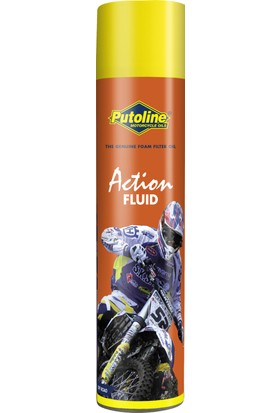 Putoline Köpük Hava Filtresi Yağı 600 ml
