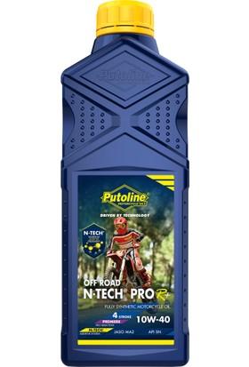 Putoline N-Tech® Pro R+ Off Road 10W-40 Motor Yağı 1 lt