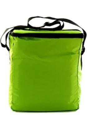 X Class 22 lt Soğuk Sıcak Tutucu Yeşil Çanta