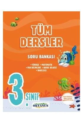 Okyanus Yayınları 3. Sınıf Tüm Dersler Ful Set 6 Kitap