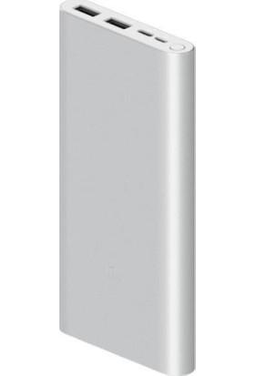 Xiaomi 10000 mAh 18W Taşınabilir Hızlı Şarj Cihazı 3 - Gümüş