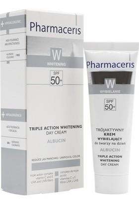 Pharma-Ceris Albucin Lightening Cream Güneş Koruyucu Spf 50