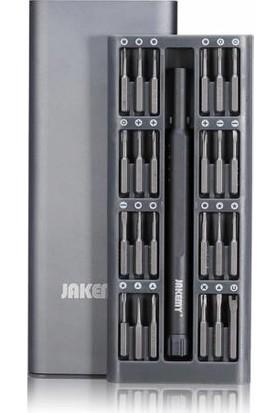 Jakemy JM-8169 Ssmobil Bit Set 48 Parça Tornavida Seti SS-8169