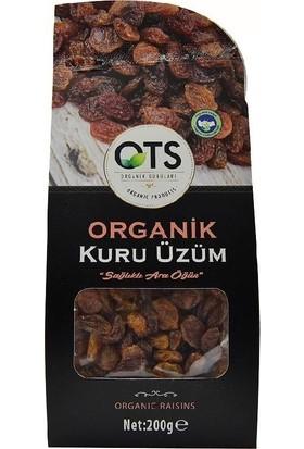 Ots Organik Organik Kuru Üzüm 200 Gr
