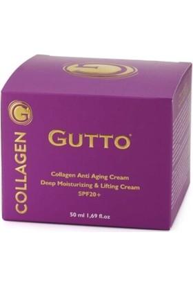 Gutto Collagen Anti Aging Spf 20 Cream 50 ml