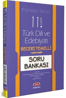 Data 11. Sınıf Türk Dili Ve Edebiyatı Beceri Temelli Soru Bankası