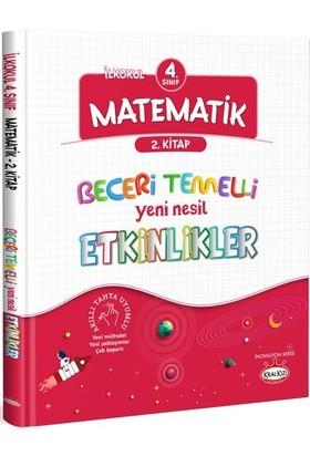 Kral Kızı 4.Sınıf Matematik 2.Kitap Etkinlikler