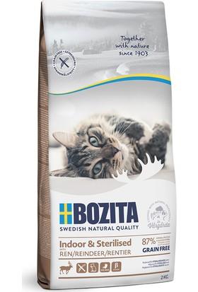 Bozita Adult Bozita Yetişkin Kısırlaştırılmış Geyik Etli Kedi Maması 2 kg