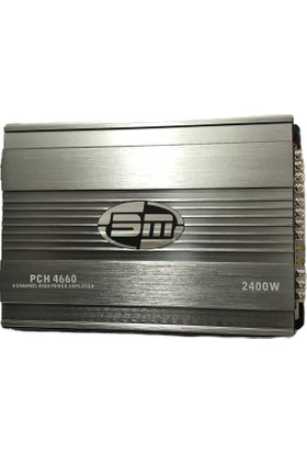 Bm Audio 2400 Watt Stero Anfi