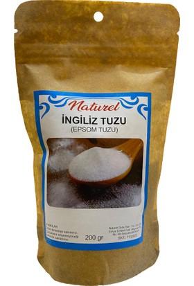 Naturel Ingiliz Tuzu (Epsom Tuzu) 200 gr