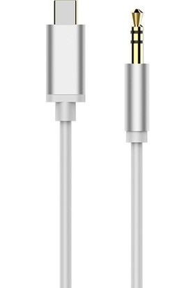 Mimo MD-02 Type-C to 3.5 mm Aux Kablo 1 mt