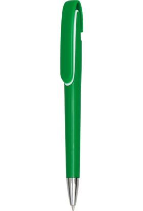 Ülker Reklam 0544-30 Plastik Tükenmez Kalem 100'lü Yeşil