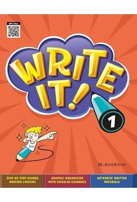 Write It 1 - Michael Ledezma