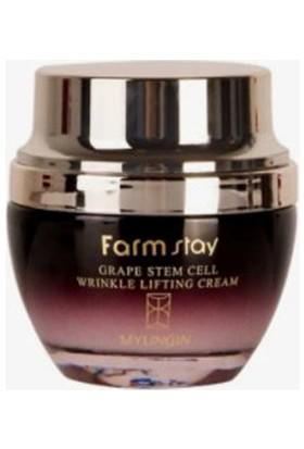 Farmstay Grape Stem Cell - Ince Kırışıklıklar Için Yoğun Bakım Kremi