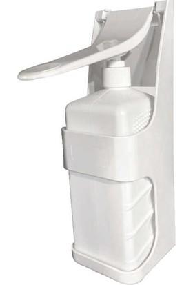Entem Dispenser+Entem 5 Lt Alkol Bazlı El Dezenfektan Ürünü - Sertifikalı