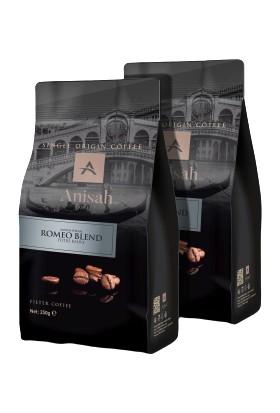 Anisah Öğütülmüş Filtre Kahve 250 gr - 2'li Paket