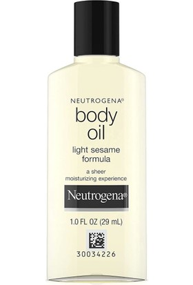 Neutrogena Vücut Yağı 29 ml