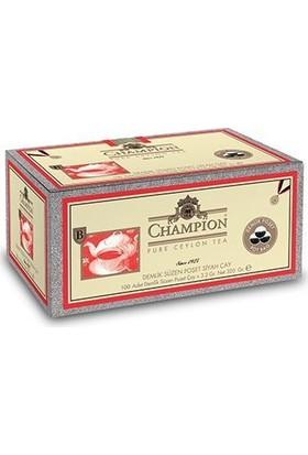Champion Demlik Poşet Seylan Çayı 320 gr