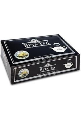 Beta Earl Grey Demlik Poşet 48 x 3,2 GR (Bergamot - Tomurcuk Çayı)